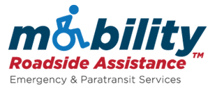 paratransit assistance for occupants of a disabled vehicle