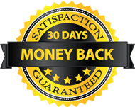 30 days money back satisfaction guaranteed