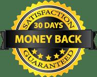30 days money back satisfaction guaranteed