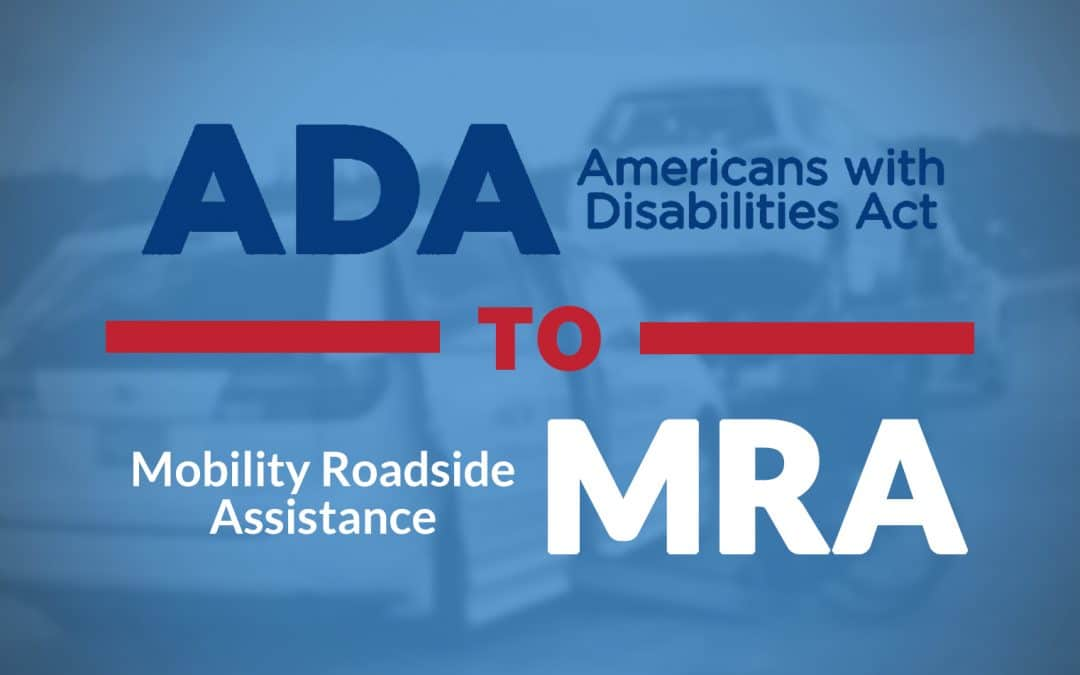 The ADA to MRA