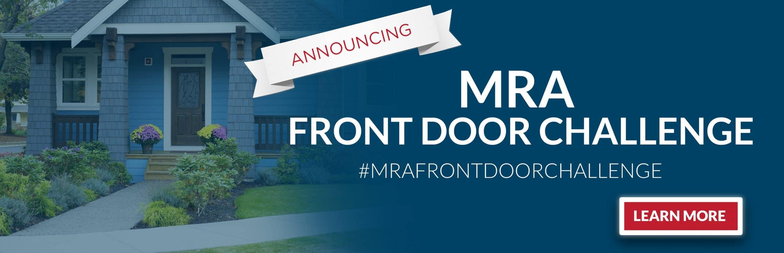 MRA Front Door Challenge