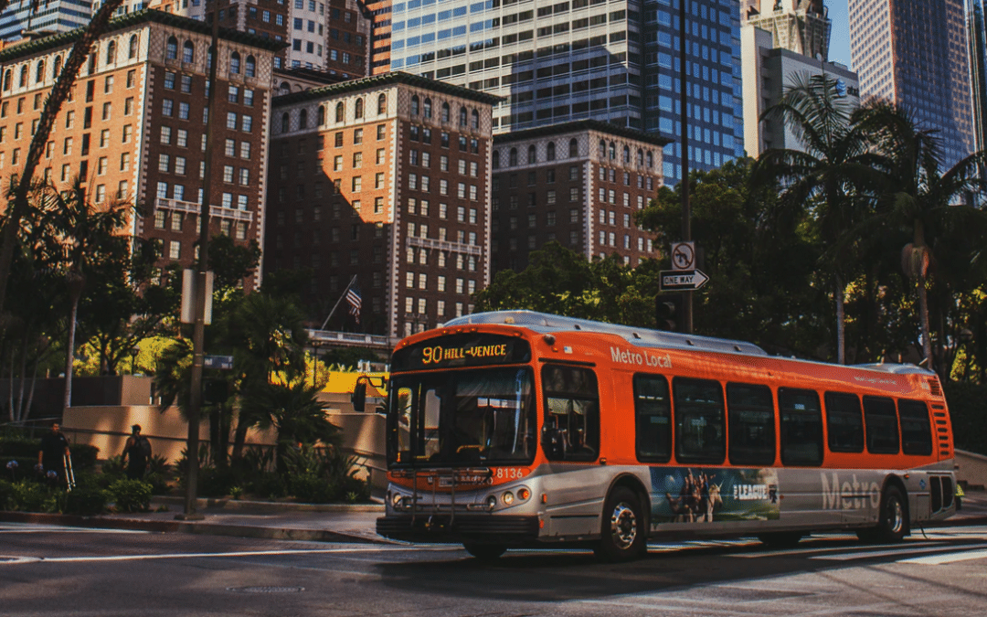 Accessible Mass Transit Part II: Busses