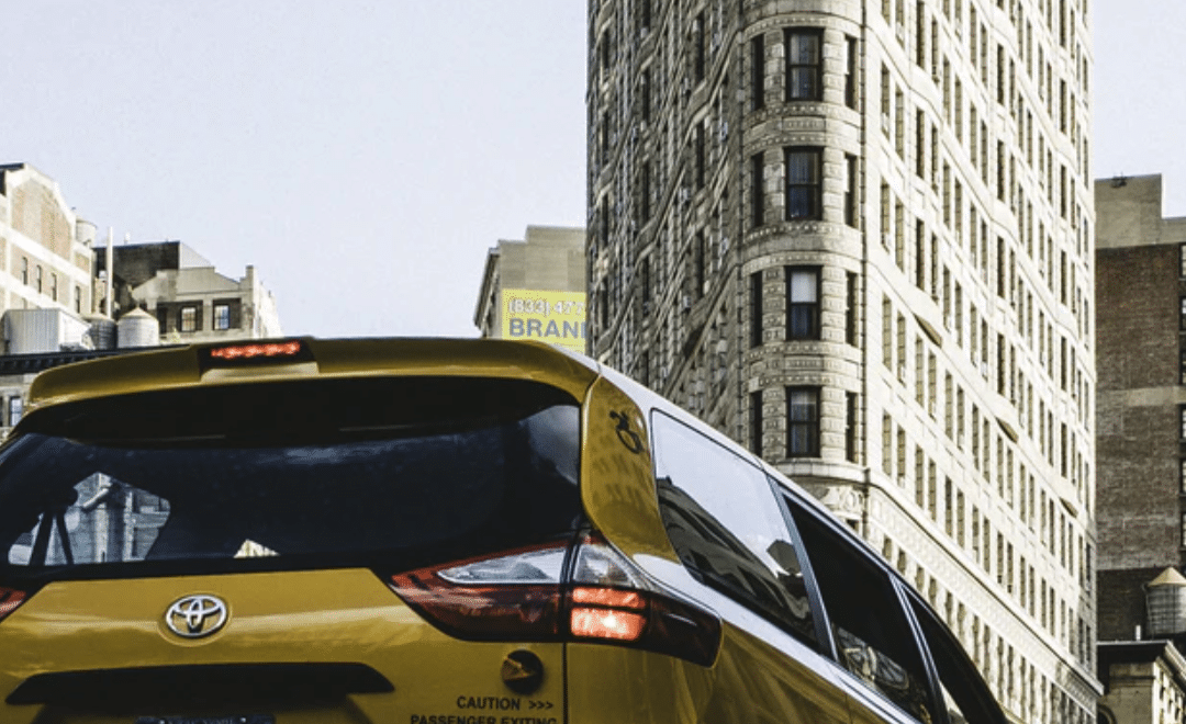 Accessible Mass Transit Part III: Taxis and Ride Shares
