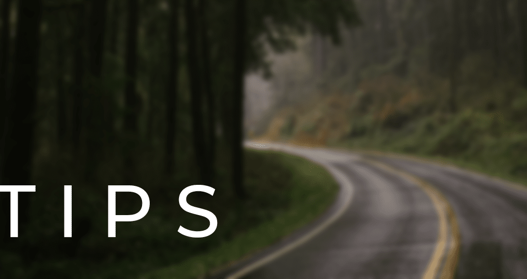 Top Five Tips for Accessible Road Trips